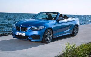 2015 BMW 2 Series Convertible by ThexRealxBanks