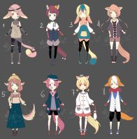 Big Batch [1 LEFT] by Dehybi-Adopts