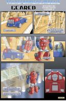 Geared by Transformers-Mosaic