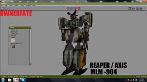 Reaper / Axis MLM-904 by ownerfate