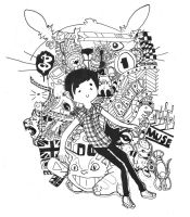 Doodle by Muketti