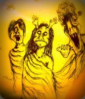 The Lords of Insanity by ramkumariyer