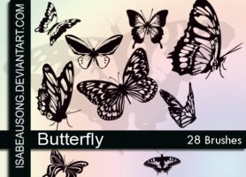 Butterfly' by DesigningDivas