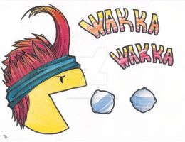 wakka crack by hardcorerocker117