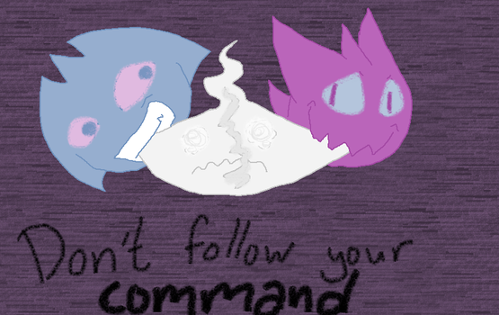 40. Don't follow your command by MountainRhythm