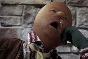 Humpty Dumpty Had a Great Cold by BigRedCurlyGuy