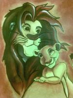 Lion king by 071191