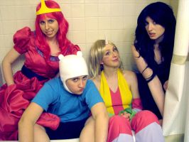 AT :: Adventure Tub 2.0 by AnimosityCosplay