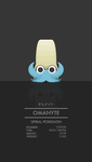 Omanyte by WEAPONIX