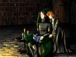 HP_Reading by Angel-soma