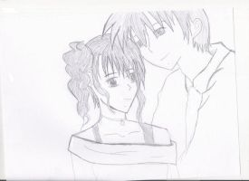 anime couple 2 by JessicaL98000