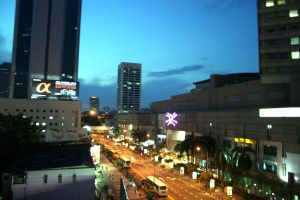 johor bahru city by moccapanas