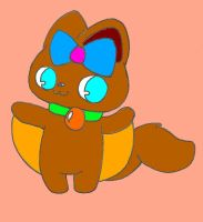 OC Jewelpet Suggy (Request) by Alice-of-Africa