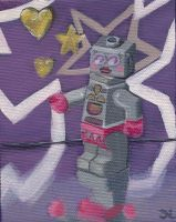 Could This Be Robot Love by soulexposed