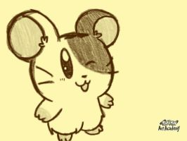 Hamtaro by PurpleBossDeluxe