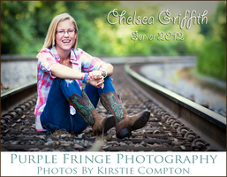 Cowgirl on the Tracks by KirstieeRae