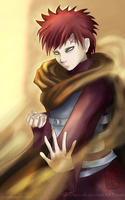 OF - chapter 1 Gaara by SerenaDark