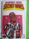 Deadpool sketch cover by halwilliams