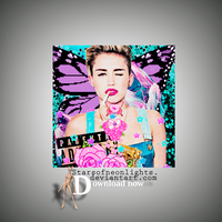 Miley Icon by Starsofneonlights