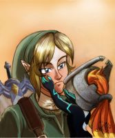 LoZ- ... won't you? (needs revising) by Noe-Izumi
