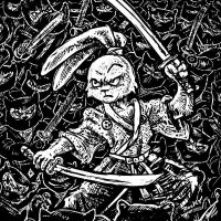 Usagi Yojimbo the Rabbit Ronin by RockyDavies
