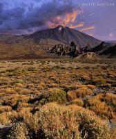 Mount Teide by A-Motive