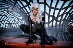 Felicia Hardy- Black Cat by JennCroft
