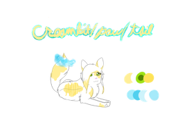 Creamtail by Featherwishes