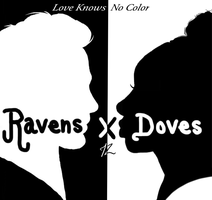 Ravens x Doves by izzykahn