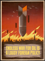 War for Oil by poasterchild