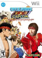 Chuck Norris VS. Capcom by playa271