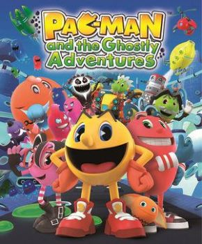 Pac-Man and the Ghostly Adventures TV show by Tlsonic214