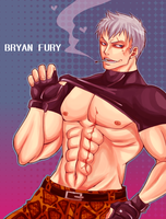 Bryan2 by DANGERAID
