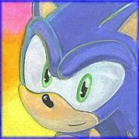 Free_icon_Sonic by RainWaterfallsZone
