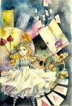 Alice in Wonderland by juyari