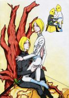 Lemongrabs ~ bishonen version ~ by YumichikaKuroda