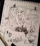 Pen Doodle by NauticaWilliams