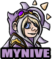 Mynive logothing? by TheCupcakeCow