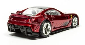 Hot Wheels Ferrari 599xx $TH by tszuta