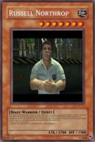 Russell :BULLY: yugioh card by Michael-J-Caboose