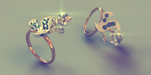 Ring by K1BORG