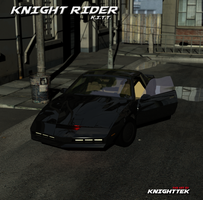 KITT  (Knight Rider) by KnightTek