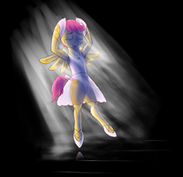 Dance Scootaloo by Gela-G-I-S-Gela