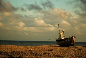 Dungeness by MillieFitz