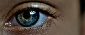 eye by omaralNaqbi