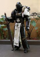 Emperor's Champion at ALA 2012 by FabricatorDjinn