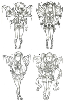 Winx Enchantix Adoptables CLOSED by Aii-Cute