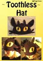 Toothless Hat by LightningMcTurner