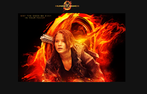 The Hunger Games by Woodpecker300