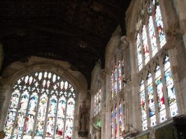 Stained Glass Heaven by fourimpromptus